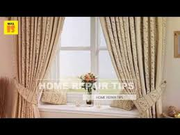 2017 curtains ideas give kitchen a classy touch with grommet