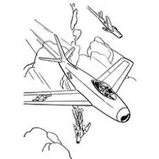 Airplane Coloring Pages Cargo Plane