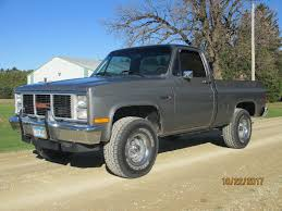 Cool Great 1987 Chevrolet C-10 1987 Chevrolet C-10 GMC 4X4 2017 ... Car Brochures 1987 Chevrolet And Gmc Truck K1001 The Toy Shed Trucks Sierra Connors Motorcar Company Wrangler 12 Tonne For Sale Hemmings Motor News Fast Lane Classic Cars All Of 7387 Chevy Special Edition Pickup Part I 1500 Short Wide Step Side Real Gmc Best Image Gallery 16 Share Download Id 24449 K1006