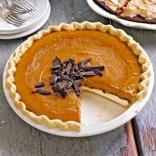 Pumpkin Layer Cheesecake by Chocolate Cheesecake Pie