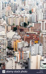 100 Apartment In Sao Paulo A View Of Skyscraper Apartments Blocks In Central