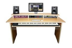Arranger 88 Keyboard Studio Desk Maple