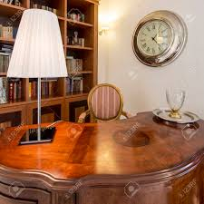 Stylish Office With Wooden Handicraft Desk In Colonial Style,.. British Colonial Style Patio Outdoor Ding American Fniture 16201730 The Sevehcentury And More Click Shabby Chic Ding Room Table Farmhouse From Khmer To Showcasing Rural Cambodia Styles At Chairs Uhuru Fniture Colctibles Sold 13751 Shaker Maple Set Hardinge In Queen Anne Style Fniture Wikipedia Daniel Romualdez Makes Fantasy Reality This 1920s Spanish Neutral Patio With Angloindian Teakwood Console Outdoor In A Classic British Colonial