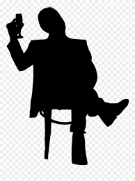 Chair Silhouette - Silhouette Sitting In Chair Clipart ... Clipart Sitting In Chair Clip Art Illustration Man Old Lady Sleeping Rocking Woman Playing Cat On Illustration Amazoncom Mtoriend Kodia Rocking Chair Patio Wave Of A Mom Sitting With Her Baby Western Clip Art White Hbilly Cowboy An Elderly A Black Relaxing In Sit Up For 5 Month Pin Outofcopyright Black Man