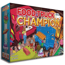 100 Food Truck Games Champion Game Surplus