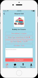Ice Cream Please - Bring The Ice-Cream Truck To You For Free ... Sweet Stop Ice Cream Truck 18inch Doll Our Generation Texas Ctown Creamery About Cream Truck A Classic Summer Staple Trucks Rocky Point Fortnite Br All 13 Hidden Ice Cream Van Locations Week 4 Premium Gourmet And Frozen Treats Let Us Treat Your Please Bring The Icecream To You For Free Palagi Brothers Lemonade Ri Ma Ct Chicago Food Roaming Hunger Restaurant 20 Styles Wp Theme By Createitpl Video Fox13