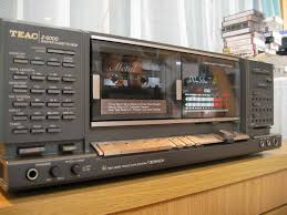 Nakamichi Tape Deck 2 by Teac High End Cassette Deck From Late 80 S Hi Fi Equipments