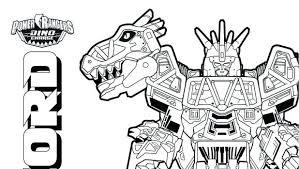Mighty Morphin Power Rangers Coloring Pages Online Dino Charge Gold Ranger Book Print Archives
