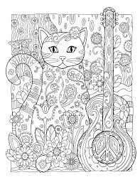 Color Pages Adult Themed Coloring Books 772x1000 318 Hd