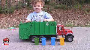 Garbage Truck Videos For Children L Street Trash Pick Up With 4 Year ... Aidan The Garbage Truck Kid With Dump Action Fun Garbage Truck Videos For Kids Children Toddlers Preschool Allied Waste Youtube Videos Kids Fire Trucks Teaching Patterns Learning On Route In Ii Bruder Toy Garbage Truck Side And Back Loader Children Crush Stuff Video Articles Info Etc Pinterest Blue Toy Tonka Picking Up Trash L Rule