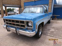 1977 GMC 1/2 Ton Two Tone Blue Long Bed Pick Up Custom 7780 Gmc Grill The 1947 Present Chevrolet Truck 1977 Gmc1977 Sierra Exterior Pictures Cargurus Chevy Classic 4x4 Pickup Custom_cab Flickr 1976 Gmc New Cummins Powered Camper Another Mikeo37 1500 Regular Cab Post Grande For Sale Youtube Phantom8900 Specs Photos For Sale Near Grand Rapids Michigan 49512 Stepside Burnout Classiccarscom Cc603557 6500 Flatbed Ladderboom Truck Item H3087