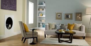 pastellfarben wohnzimmer ideen hellblau gelb moderne