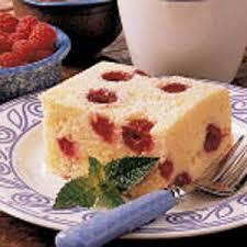 Upside Down Raspberry Cake Recipe