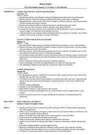 Resume Science Graduate Resume Sample Computer Examples For Study