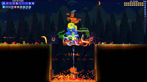 Terraria Halloween Event Arena by Pumpkin Moon Terraria Traps Pictures To Pin On Pinterest Pinsdaddy