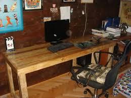 23 diy computer desk ideas that make more spirit work pallets