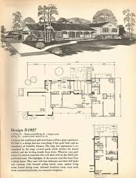 100 Floor Plans For Split Level Homes Vintage House 1927