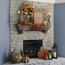 Halloween Fireplace Mantel Scarf by How To Decorate A Mantel Beautifully U2013 My Kirklands Blog