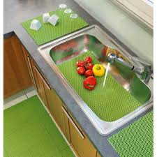tapis d evier de cuisine tapis de fonds d évier tubulo anis achat vente tapis d évier