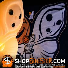 Halloween Blow Molds 2013 by Friday The 13th Sale Get 20 Off Everything At Shopsinister Com