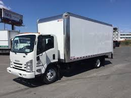 2016 Isuzu NRR 20 Ft. Dry Van Truck - Bentley Truck Services