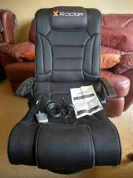 ***Price Drop*** XRocker Wireless 5 Speaker Gaming Chair (X-Rocker, X  Rocker) | In Ballymena, County Antrim | Gumtree Pyramat Wireless Gaming Chair Home Fniture Design Game Bluetooth Singular X Rocker 51259 Pro H3 41 Audio Chair Infiniti 21 Series Ii Bckplatinum Aftburner Pedestal New 2018 Xrocker Se Sound Fox 5171401 Cxr1 Ackblue Office Chairs Xrocker Spider With