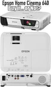 should you buy the 3lcd epson home cinema 640