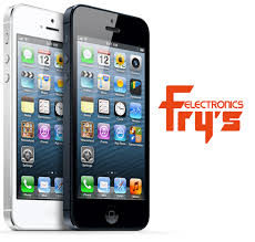 iPhone 5 Sale For Just $126 At Fry s Here Are The Details