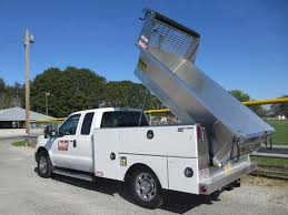 COMBINATION SERVICE/DUMP BODIES - Products - TruckCraft Corporation ...