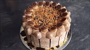 toffifee torte p s backparadies kuchen und torten