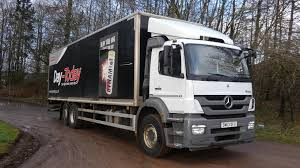 100 Mercedes Box Truck MERCEDES BENZ Actros 2533 26 Tonne For Sale HGV Traders