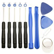 Universal 11 in 1 Opening Pry Repair Tool Kit For iPhone
