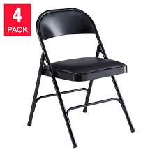 Lorell Black Padded Steel Folding Chair 4-pack Outdoor Directors Folding Chair Venture Forward Crosslite Foldable White Samsonite Rentals Baltimore Columbia Howard County Md Camping Is All About Relaxing So Pick A Good Chair Idaho Allstar Logo Custom Camp Kingsley Bate Capri Inoutdoor Sand Ch179 Prop Rental Acme Brooklyn Vintage Bamboo Pick Up 18 Chairs That Dont Ruin Your Ding Table Vibe Clermont Oak With Pu Seat Bar Stool Hj Fniture 4237 Manufacturing Inc Bek Chair From Casamaniahormit Architonic