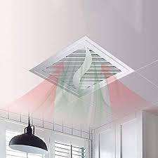 abluftventilator für badezimmer küche deckenlüfter standard