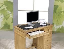 petit bureau en bois petit bureau luc en chêne de style louis philippe surface d écriture