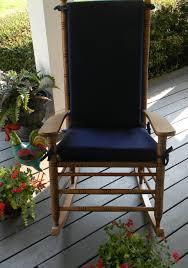100 Navy Blue Rocking Chair Indoor Outdoor Solid Dark 2 PC Etsy