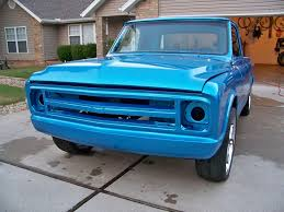Let's See Some Blue 67-72 Trucks - The 1947 - Present Chevrolet ... 1970 Gmc Truck The Silver Medal Hot Rod Network 1972 Pickup Youtube 7616 Best Chevy Images On Pinterest Engine And Motor Engine 72 Old Chevytrucks Classic Parts Shopping Cart Lot 93n Pickup For Parts Vanderbrink Auctions 1968blue Chevy S10 Truck The World Is Money 19472008 Accsories Lmc Sierra Grande Michael G Best 25 Gmc For Sale Ideas Trucks