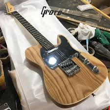Aliexpress Buy GC Custom Shop Masterbuilt Limited Edition Stevie Ray Vaughan Tribute SRV Number One Electric Guitar From Reliable Suppliers On