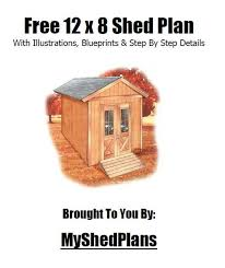 best 25 12x8 shed ideas on pinterest diy storage shed free