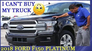 My 2018 F-150 Is In BUT I CAN'T BUY IT - YouTube Somebody Buy My Truck Titan 2005 Se 89000 Lifted Looks What Truck Should I Buy 9 Good Reasons To A Northstar Camper Adventure Best 25 Accsories Ideas On Pinterest Toyota My 2018 F150 Is In But Cant Buy It Youtube 2017 Ford Built Tough Fordcom Sell Nissan For Cash Cars Vans 4wds Trucks Money Can Luxury Carbut Many Rich Americans Would Still Ride Strobe Lights Flash Maxisingle Odyssey Volvo English A Campers