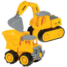 Value Pictures Of Construction Trucks Best Choice Products Kids 2 ...
