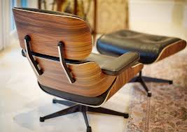 Eames Chairs | Eames Lounge Chair With Ottoman - FurnishPlus Replica Eames Lounge Chairottoman Black Cowhide Leather Classic Lounge Chair Ottoman In 2019 Fniture And Restoration Ndw Design Blog A Guide For Buying Your Part I Best Herman Miller Mhattan Home Reinvents The Shock Mounts Of Full Aniline Platinum Reviews Find Buy Sand Collector