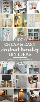 100 Home Decor Ideas For Apartments 57 Lovely On A Budget Apartment Living Room Simple Www
