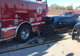 Semi-Autonomous Tesla Crashes Into Parked Fire Truck On California ... Quebec Pierce Fire Truck 502 Semi Ladder Youtube Pink Fire Truck Makes Its Way To Greenfield Support Families Firefighters Battle Raging Southern California Wildfire Mcdonald Observatory Introduces New Fire Marshal More During Texas Type Vi Muv Hme Inc Trucks Ready Respond Forest Mountain Us Forest Service Going To Idaho Brush Trucks Bshtruck And Wildfire Supplies Firefighter Statter911com Videos Firefighting News Department Afd Still Helping With Bastrop Kut Fires Threaten Thousands Of Homes 1 Body Found Kbtv Researchers Discover How Wildfires Create Their Own Weather