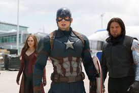 Chris Evans To Retire As Captain America After Infinity War Report