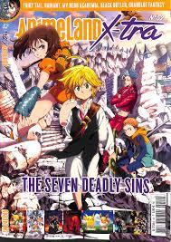 Abonnement Animeland Xtra Abonnement Magazine Par Toutabocom