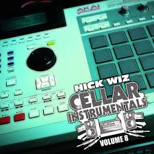 Rap War Rap Nick Wiz Cellar Instrumentals 1992 1998 Vol 8 2017