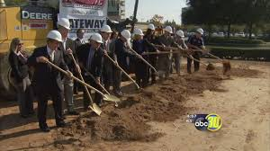 Dave And Busters Halloween 2017 by Developers And City Officials Broke Ground On The Future Site Of