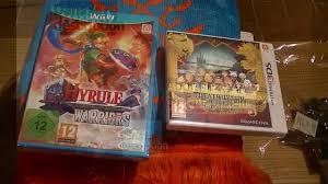 Theatrhythm Final Fantasy Curtain Call Limited Edition by Unboxing Zelda Hyrule Warriors édition Collector Et Theatrhythm