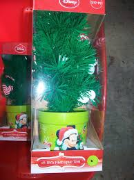 8ft Christmas Tree Ebay by Disney Mickey Mouse 18 Fiber Optic Color Changing Christmas Tree